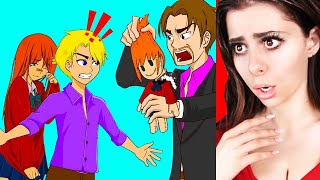 My Dad HATES My UGLY Girlfriend ! - A TRUE Story Animation