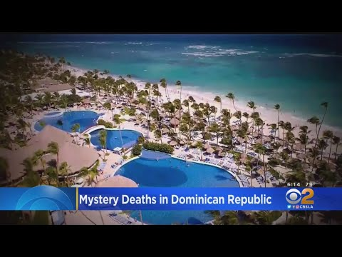 Travelers Concerned After Mystery Deaths In Dominican Republic