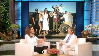 Caitlyn Jenner on Her Family