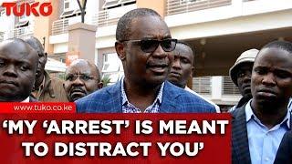 KENYA BREAKING NEWS - Former Nairobi Governor Dr. Evans Kidero Troubles with the EACC   Tuko TV