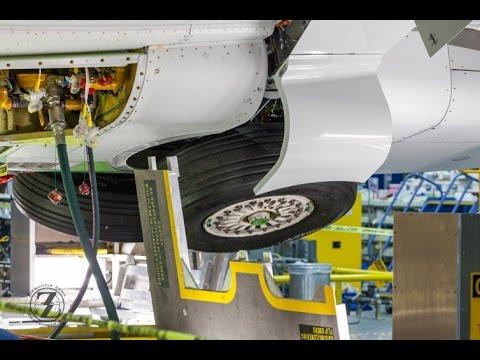 Boeing 737 MAX Landing Gear