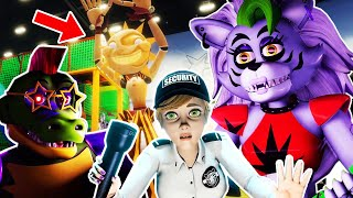 IT'S FINALLY HERE - FNAF SECURITY BREACH TRAILER - WHAT YOU MISSED