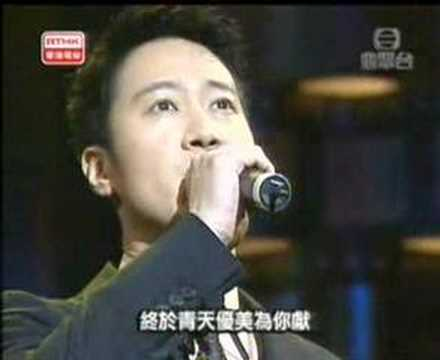 leslie cheung - tribute by leon lai, andy lau, jackie cheung ,aaron kwok