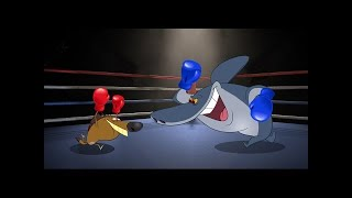 Zig & Sharko - Boxing gloves (S1E33.1) Full Episode in HD