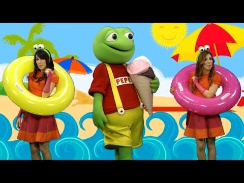 El Sapo Pepe en verano (Parte 1)