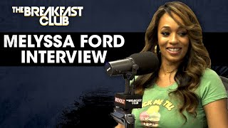 Melyssa Ford On Recovering From Near-Fatal Accident, Finding Purpose, Hollywood Unlocked + More