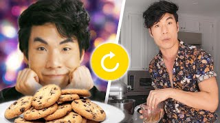 The Try Guys RETRY Baking Cookies Without A Recipe