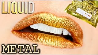 Liquid Metal Lips   Metalmorphosis kit