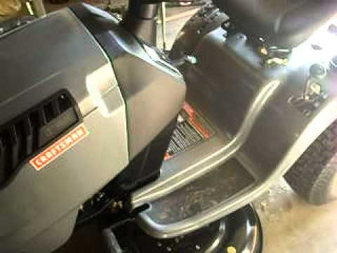 2011 Craftsman Lt1500 B Amp S 17 5 Hp Review Youtube