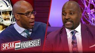 Lamar Jackson is 'dynamic, explosive, efficient' — Bucky Brooks | NFL | SPEAK FOR YOURSELF