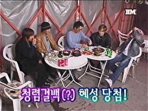 030302 ShinHwa 신화 포장마차 토크
