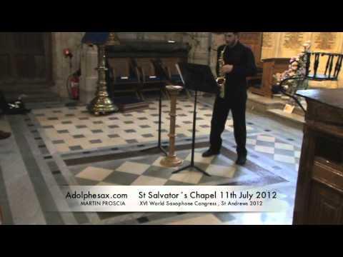 WSCXVI MARTIN PROSCIA   Prelude to a Bandoneon III by Martin Proscia