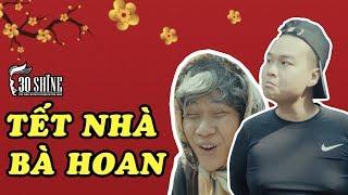 Diễn Viên ' Tết Nhà Bà Hoan - Vanh Leg' Cắt Tạo Kiểu Mohican Tại 30Shine   30ShineTV Đặc Biệt