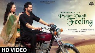 Pyaar Vaali Feeling – Mukesh Fauji Video HD