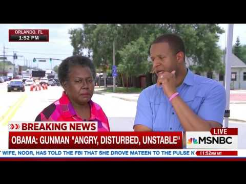 Charleston AME pastor Dr. Betty Deas Clark talks about Orlando Shooting