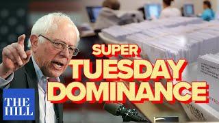 Nate Silver predicts Bernie Super Tuesday dominance