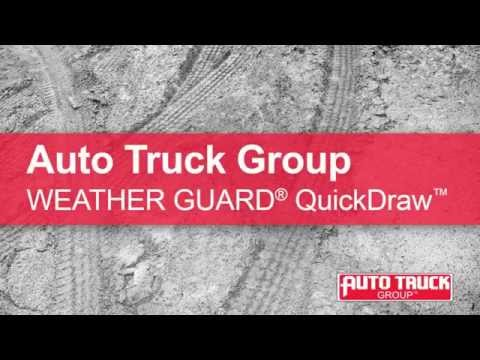 Auto Truck Group WEATHER GUARD QuickDraw