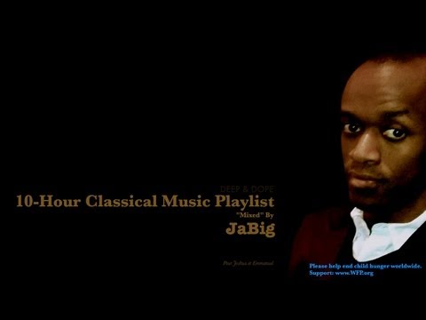 10-Hour Classical Music Mix Playlist by JaBig for Studying Concentration