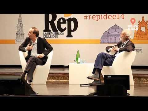 La Repubblica delle Idee - Benigni incontra Scalfari