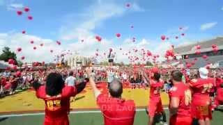 2014 Paint the Town Red - Pittsburg State University