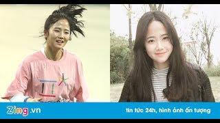 Vẻ đẹp hút hồn của cầu thủ nữ Tiền vệ Lee Min-ah, 27 tuổi Hàn Quốc tham dự ASIAD