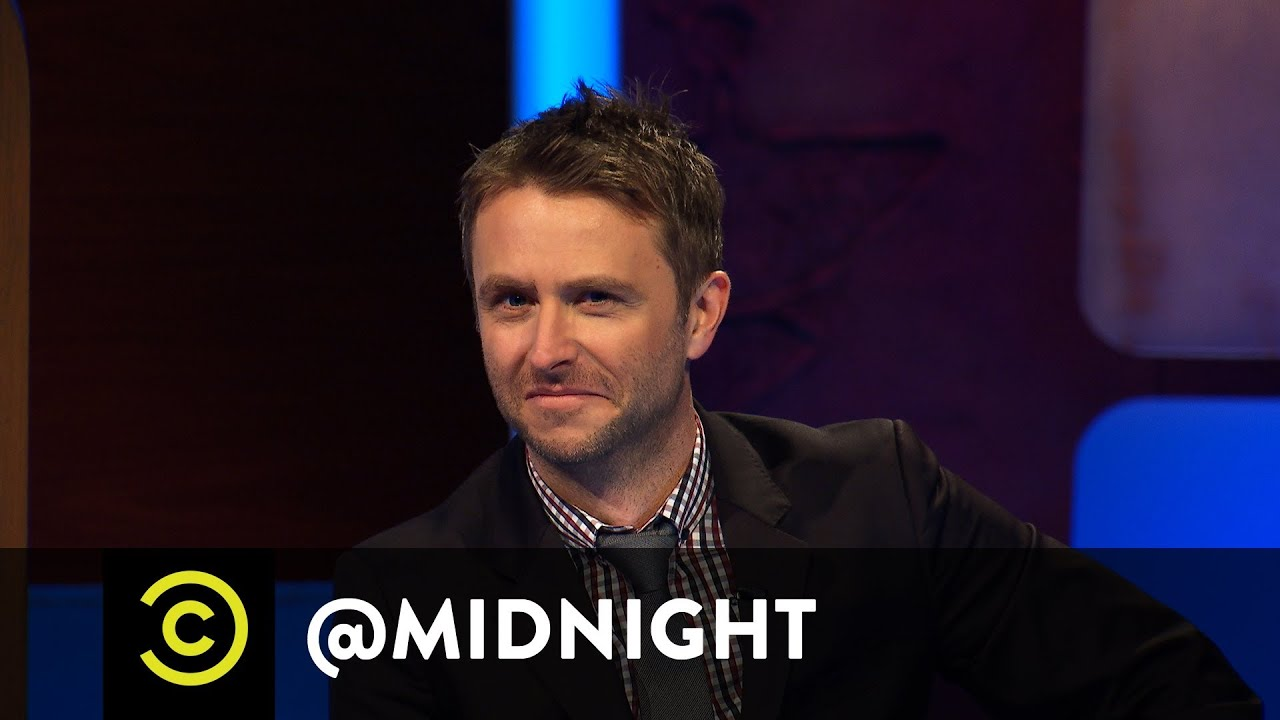 How Professional Nerd Chris Hardwick's Career Culminated ...  Midnight Nerdist