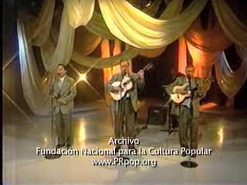 Trio Los Tres Nombres canta Una Vez Más de Edmundo Disidier