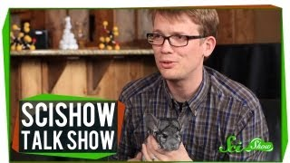 HIV vs. AIDS & Ash the Chinchilla: SciShow Talk Show #19