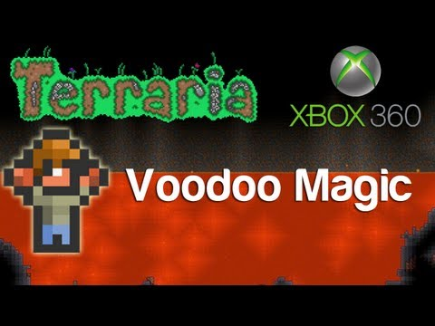 Terraria Xbox - Voodoo Magic [35] - Smashpipe Games