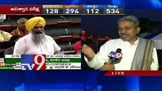 Mockery of democracy- Chalasani Srinivas..