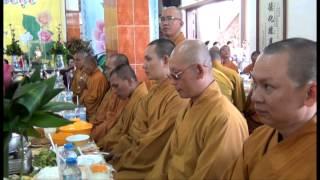 Thượng Tọa Thích Lệ Trang - Đăng Đàn Chẩn Tế Tại Chùa Thiền Tôn năm 2013 ( Quý Tỵ )
