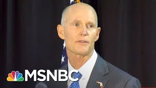Senator Rick Scott? Former Governor Could Shake Up Midterm Map | MTP Daily | MSNBC