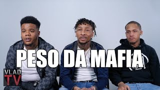 Peso Da Mafia Explain the Importance of The Plug, Never Running Off on The Plug (Part 2)