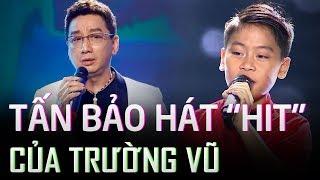 Cậu bé hát 'HIT' của Trường Vũ - Trần Tấn Bảo 'Mưa Nửa Đêm'