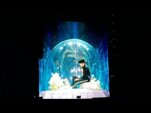 190504 Jimin Serendipity @ BTS 방탄소년단 Speak Yourself Tour in Rose Bowl Los Angeles Concert Fancam