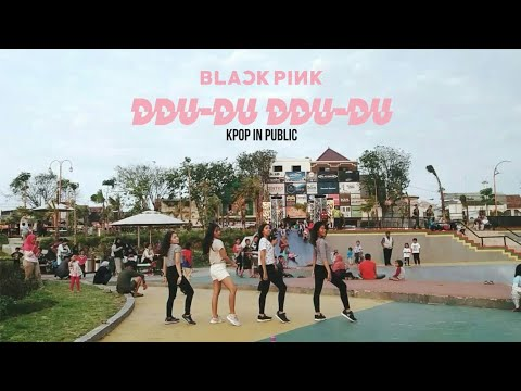 [KPOP IN PUBLIC] BLACKPINK - '뚜두뚜두 (DDU-DU DDU-DU)' DANCE COVER by EIGHTEEN
