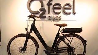 Le vélo électrique O2Feel Swan en vidéo