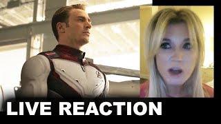 Avengers Endgame Trailer 2 REACTION