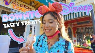 Tasty Disney Treats and Sweet Beignets are Back at Downtown Disney!!  Disneyland Resort Foods!