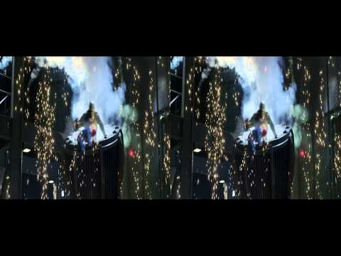 The Amazing Spider Man 3D - Action Scene 02
