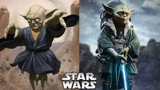 Everything We Know About Yoda's Species - Star Wars Canon and Legends