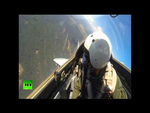 Россия и Франция проводят совместные авиаучения в Нижнем Новгороде