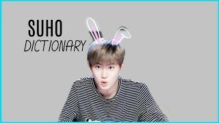 Suho's Dictionary