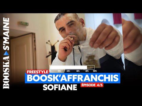 Sofiane | Freestyle Boosk'Affranchis [Booska S'maine 4/5]