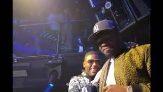 50 Cent & Nelly in Miami 2019