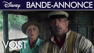 Jungle cruise :  bande-annonce VOST