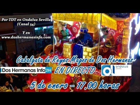 Cabalgata de Reyes Magos de Dos Hermanas