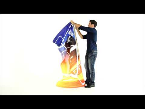 ExpandaBrand 360° Banner Stands How to set up and dismantle your Banner Stands