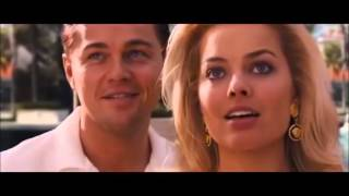 Margot Robbie in The Wolf of Wall Street