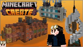 Cool ideas for your Minecraft Create power sources